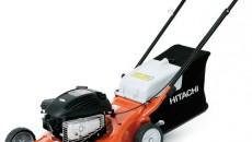 Технические характеристики, особенности устройства и эксплуатации бензиновых и электрических газонокосилок Hitachi
