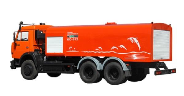 Производитель и особенности каналопромывочной машины КО-512