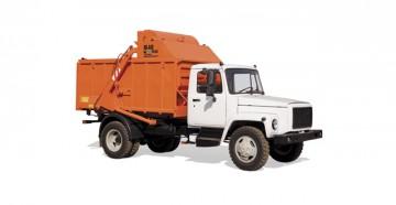 Характеристики, устройство, принцип работы мусоровоза КО-440 и его модификаций