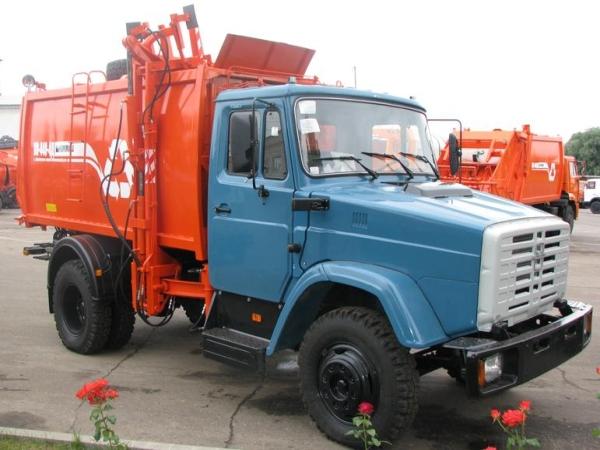 Особенности конструкции и характеристики мусоровоза КО-440-4