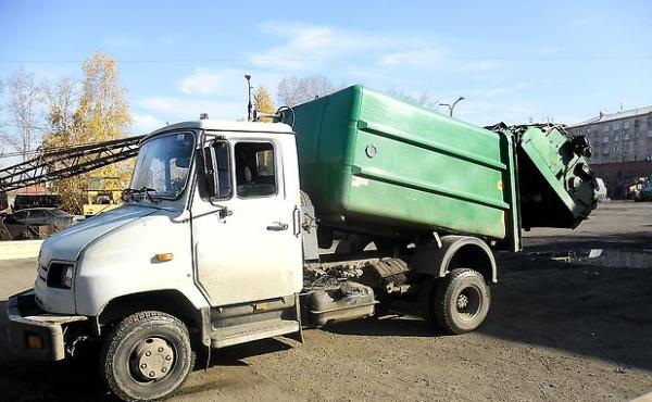 Особенности устройства и использования, характеристики мусоровозов на базе ЗИЛ