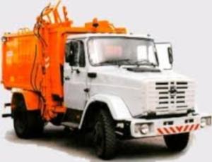 Особенности устройства мусоровозов на базе ЗИЛ