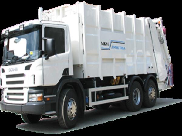 Характеристики, особенности и устройство мусоровоза Скания РГ-35